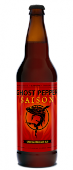 Ghost Pepper Saison