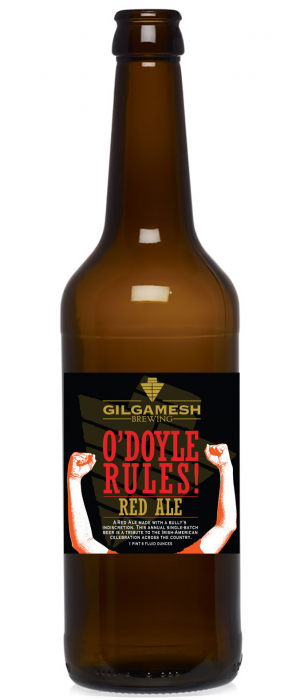 O'Doyle Rules! by Gilgamesh Brewing in Oregon, United States