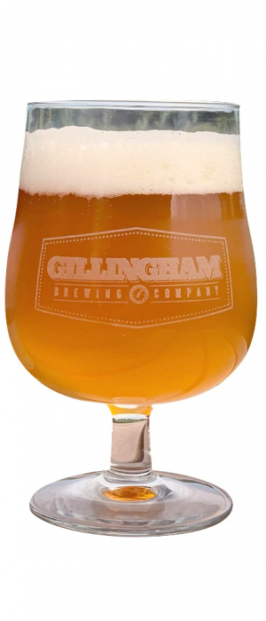 The Jenny Cream by Gillingham Brewing Company in Ontario, Canada