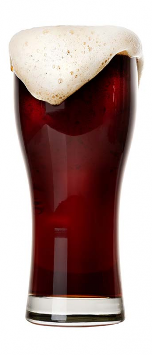 Pennings Brown Ale by Glenmere Brewing Company in New York, United States