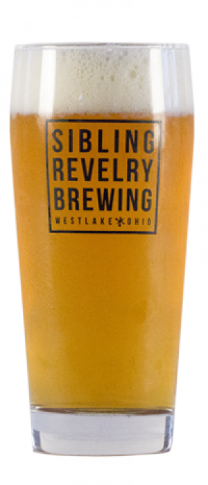Gluten Free Pale Ale by Sibling Revelry Brewing in Ohio, United States