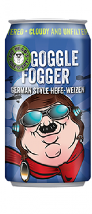 Goggle Fogger by Fat Head's Brewery in Pennsylvania, United States