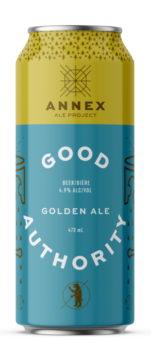 Good Authority by Annex Ale Project in Alberta, Canada