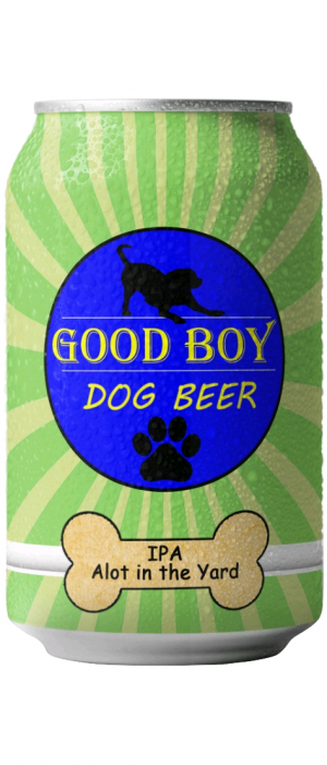 IPA Lot In The Yard by Good Boy Dog Beer in Texas, United States