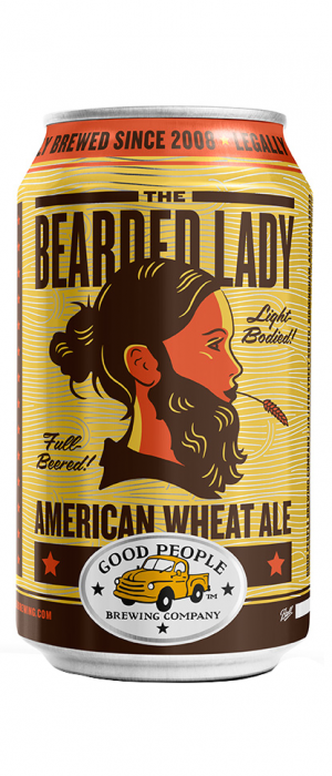 Bearded Lady by Good People Brewing Company in Alabama, United States