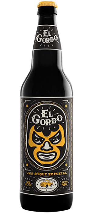 El Gordo by Good People Brewing Company in Alabama, United States