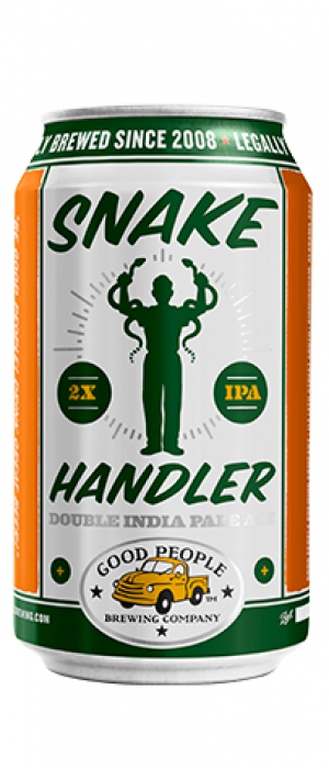Snake Handler by Good People Brewing Company in Alabama, United States
