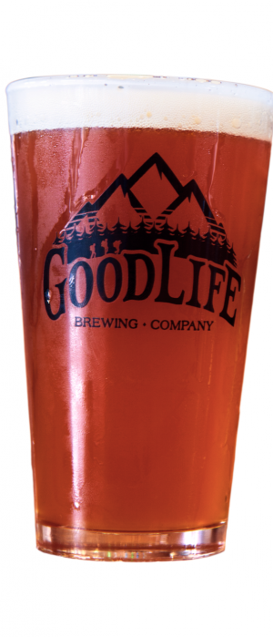 Redside India Red Ale by GoodLife Brewing in Oregon, United States