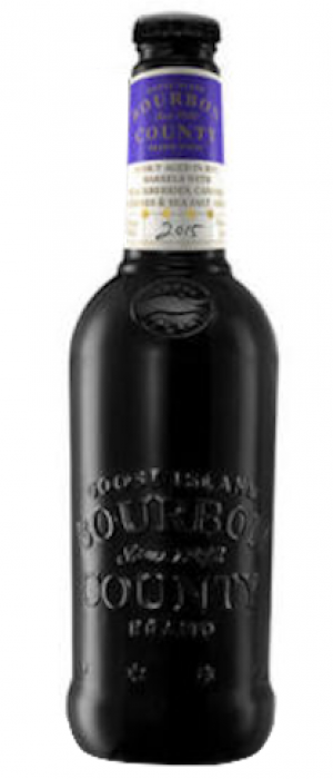 Bourbon County Brand Regal Rye Stout by Goose Island Beer Co. in Illinois, United States