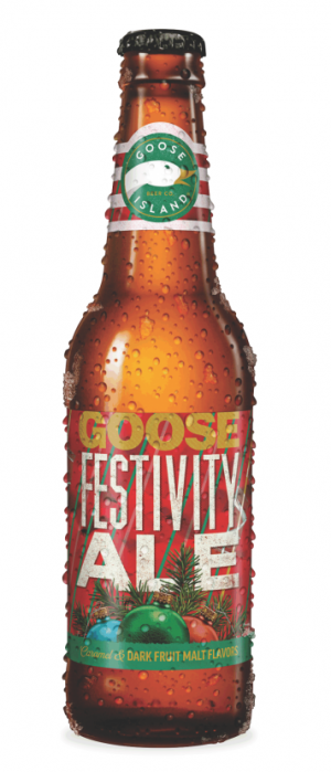 Festivity Ale by Goose Island Beer Co. in Illinois, United States