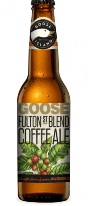 Fulton St. Blend Coffee Ale by Goose Island Beer Co. in Illinois, United States