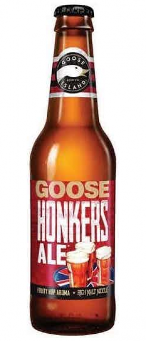 Goose Honkers Ale by Goose Island Beer Co. in Illinois, United States