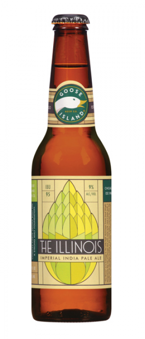 The Illinois Imperial by Goose Island Beer Co. in Illinois, United States