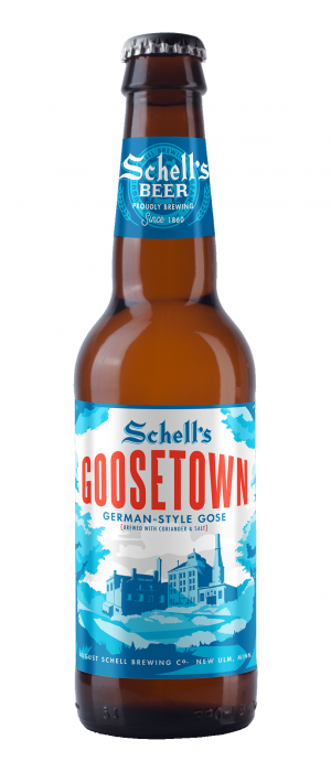 Goosetown by August Schell Brewing Company in Minnesota, United States