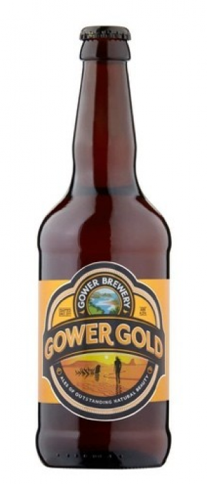Gower Gold by Gower Brewery in West Glamorgan - Wales, United Kingdom