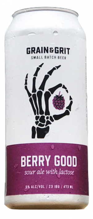 Berry Good by Grain&Grit Beer Co. in Ontario, Canada