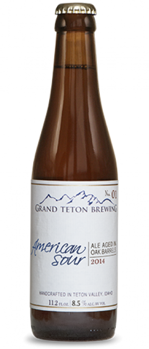 American Sour by Grand Teton Brewing in Idaho, United States