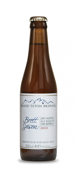 Brett Saison by Grand Teton Brewing in Idaho, United States