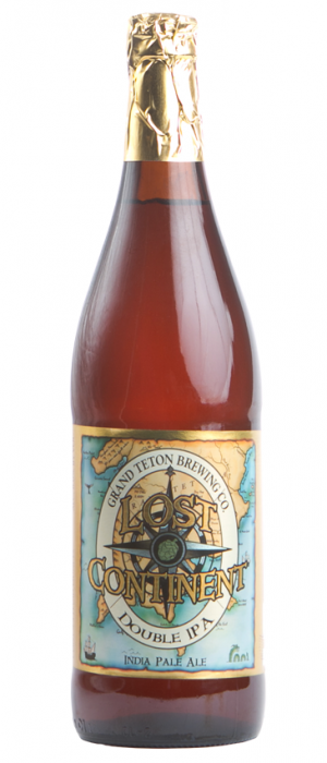 Lost Continent by Grand Teton Brewing in Idaho, United States