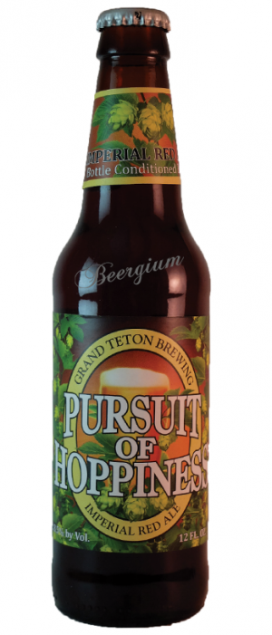 Pursuit Of Hoppiness by Grand Teton Brewing in Idaho, United States