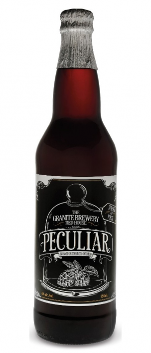 Peculiar by The Granite Brewery in Ontario, Canada
