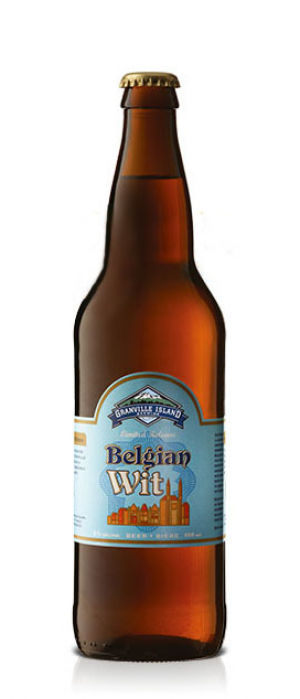 Belgian Wit by Granville Island Brewing in British Columbia, Canada