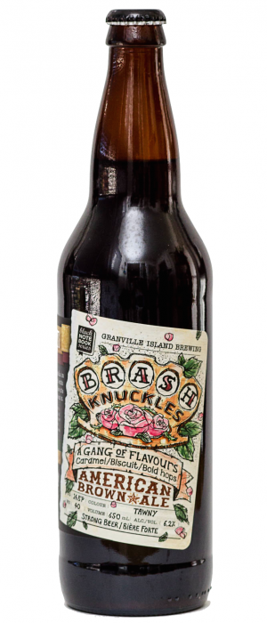 Brash Knuckles American Brown Ale