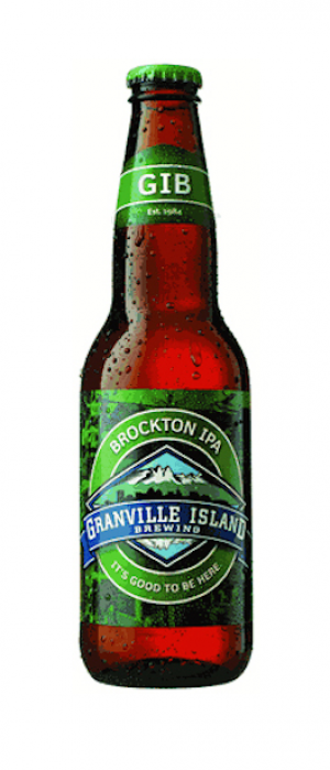 Brockton IPA by Granville Island Brewing in British Columbia, Canada