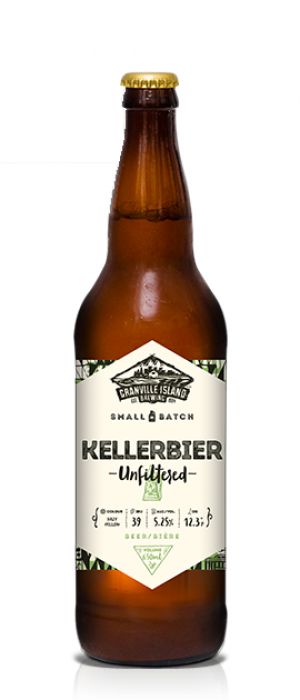Kellerbier Unfiltered