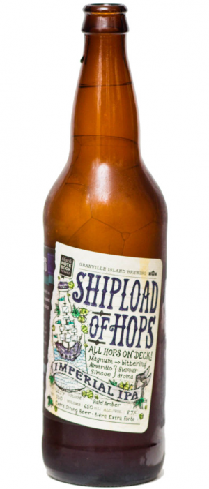 Shipload of Hops Imperial IPA