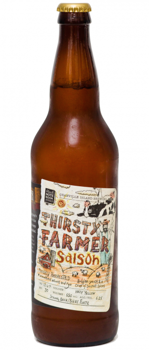 Thirsty Farmer Saison