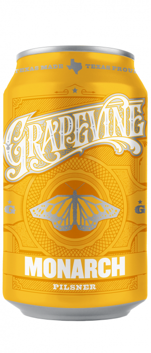 Monarch by Grapevine Craft Brewery in Texas, United States
