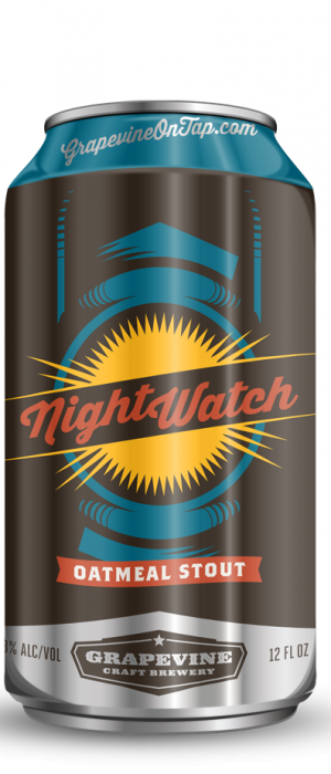 Night Watch by Grapevine Craft Brewery in Texas, United States