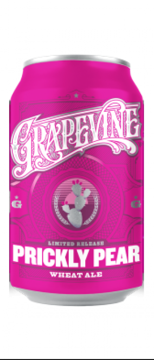 Prickly Pear by Grapevine Craft Brewery in Texas, United States
