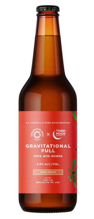 Gravitational Pull by Collective Arts Brewing in Ontario, Canada