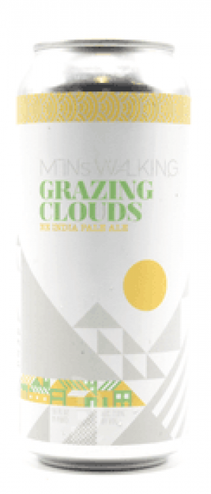 Grazing Clouds by Mountains Walking Brewery in Montana, United States