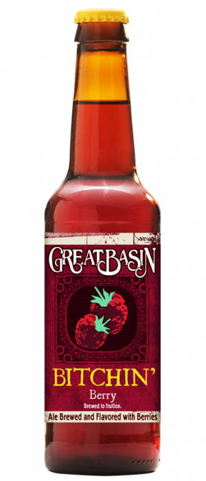 Bitchin' Berry by Great Basin Brewing Company in Nevada, United States