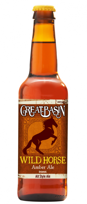 Wild Horse Ale by Great Basin Brewing Company in Nevada, United States