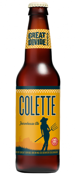 0c0712bc2c Great Divide Brewing Company Colette