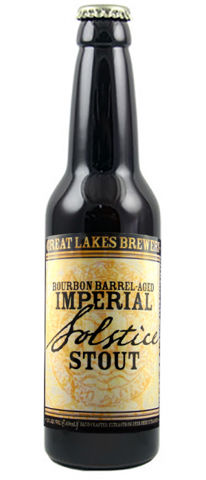 Bourbon Barrel-Aged Imperial Solstice Stout