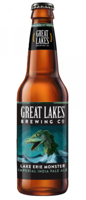 Lake Erie Monster Imperial IPA