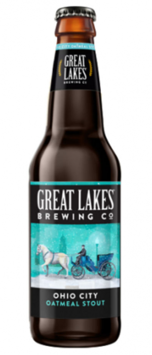 Ohio City Oatmeal Stout by Great Lakes Brewing Company in Ohio, United States