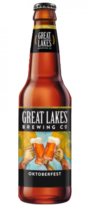 Oktoberfest by Great Lakes Brewing Company in Ohio, United States