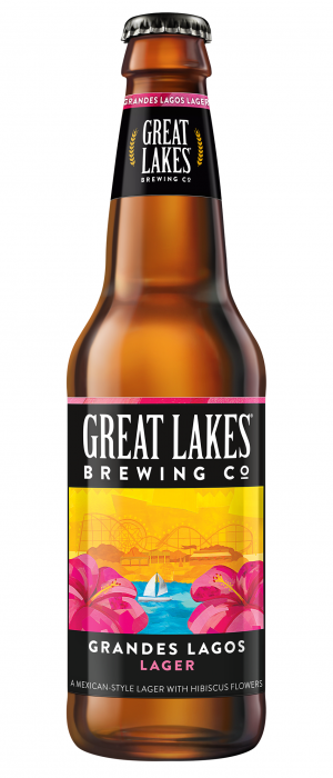 Grandes Lagos Lagers by Great Lakes Brewing Company in Ohio, United States