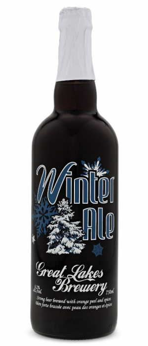 Winter Ale by Great Lakes Brewing Company in Ohio, United States