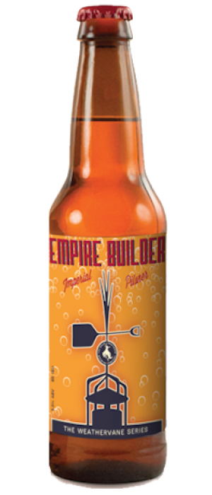 Empire Builder by Great Northern Brewing Company in Montana, United States