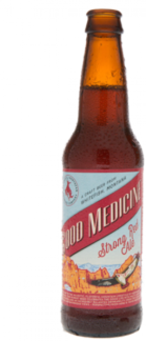 Good Medicine by Great Northern Brewing Company in Montana, United States