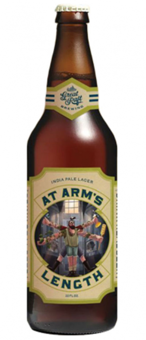 At Arm's Length by Great Raft Brewing in Louisiana, United States