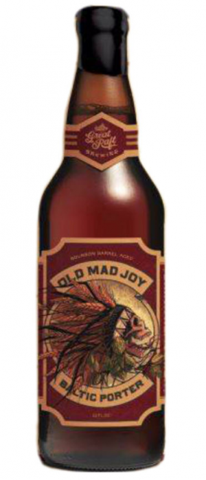 Barrel Aged Old Mad Joy