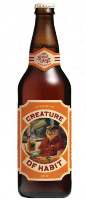 Creature of Habit by Great Raft Brewing in Louisiana, United States